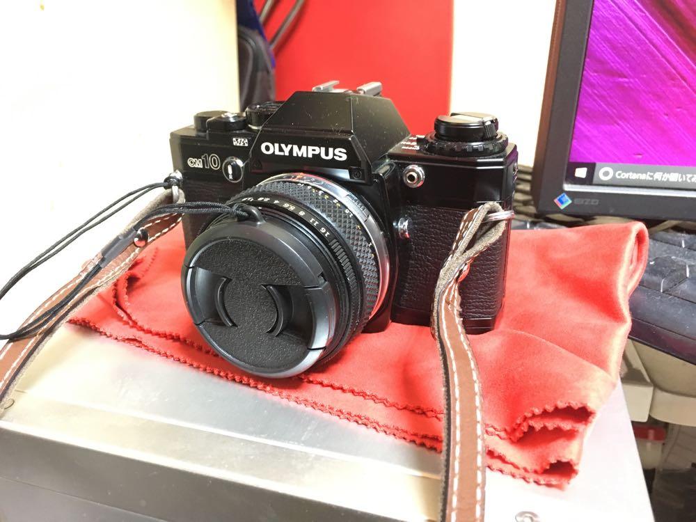 デジタルの時代にフィルムカメラでレトロな雰囲気な写真を撮る