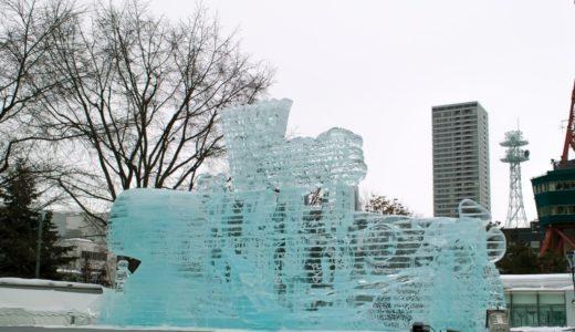【観光】札幌雪まつりに向けて地元民の僕がオススメする準備と北の妖精「シマエナガ」【野鳥】