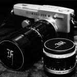 撮り歩きな季節にフィルムカメラOLYMPUSのPEN-FT